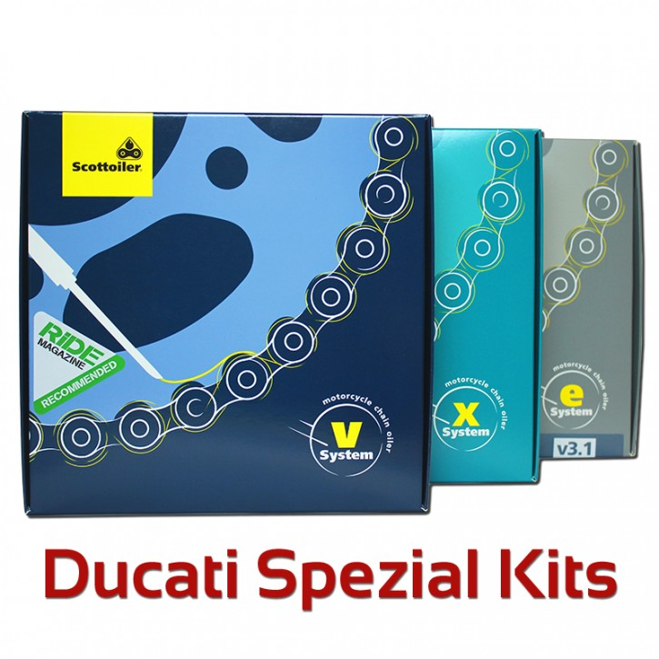 Ducati Spezial (mehrere)