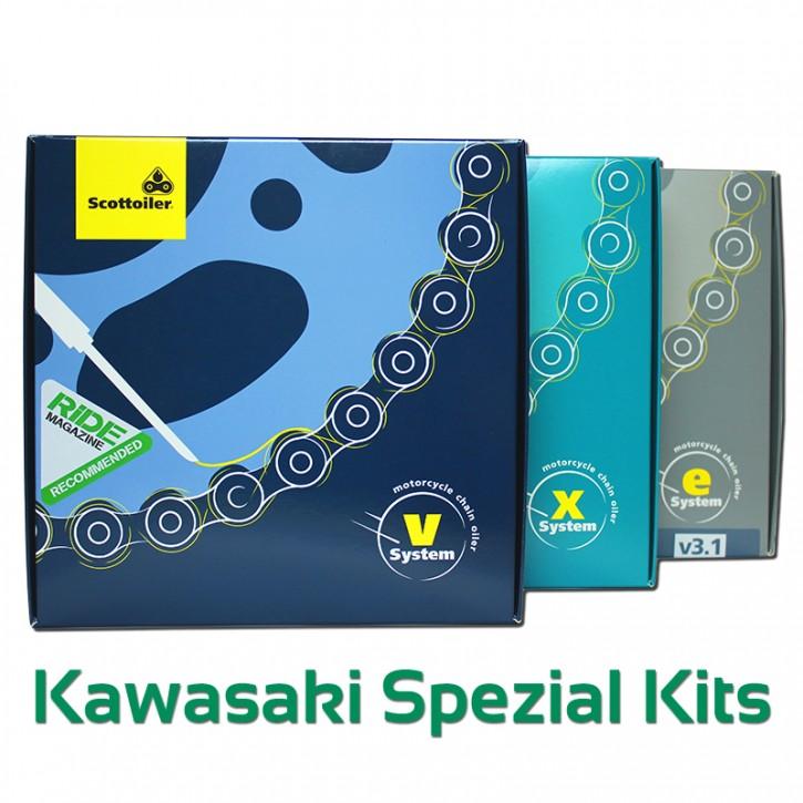Kawasaki Spezial (mehrere)