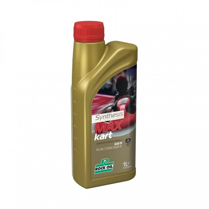 synthesis max kart oil