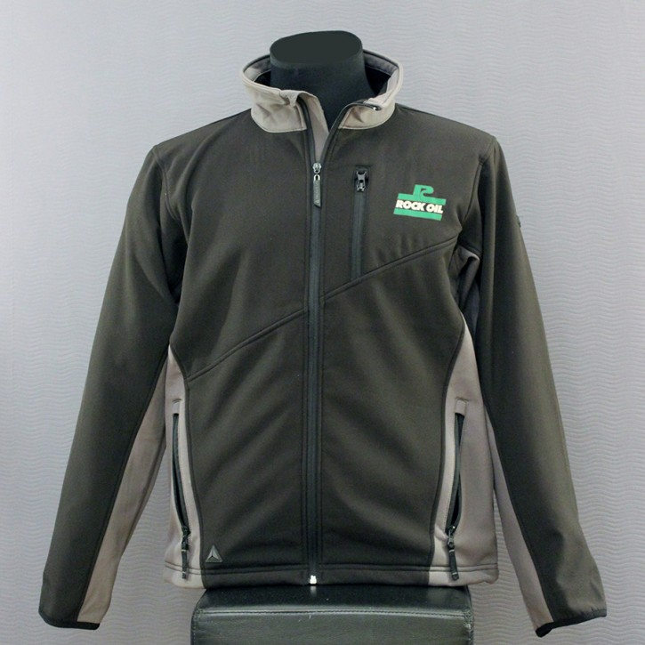Team-Softshell-Jacke
