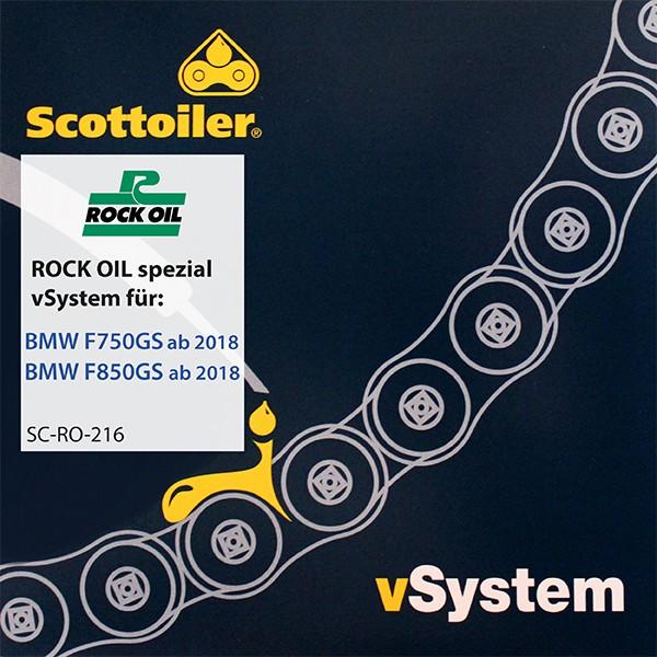 vSystem spezial BMW F750/850GS ab 2018