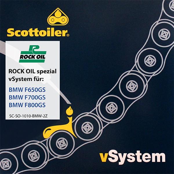 vSystem spezial BMW F650/700/800GS