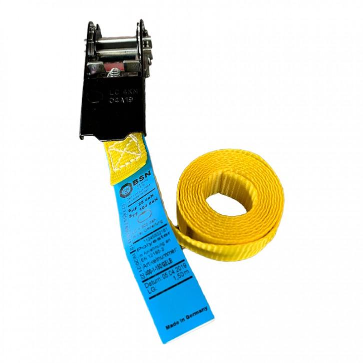 AXfix >safety belt< einteilig