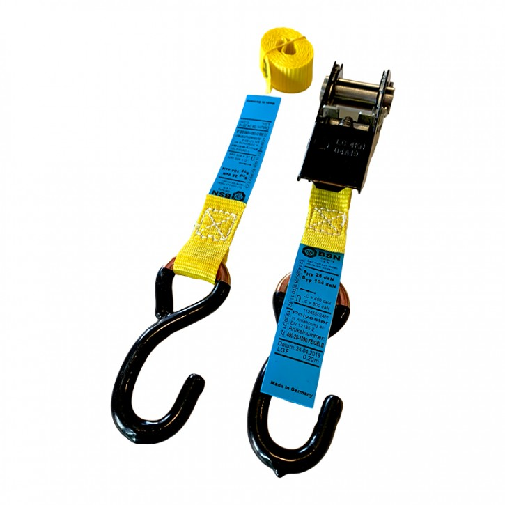 AXfix >safety belt< zweiteilig NEU
