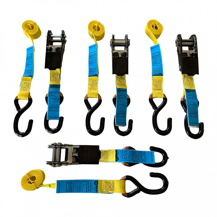 Zweiteiliger Safety Belt -Satz-