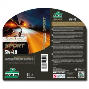 synthesis sport SAE 5W40