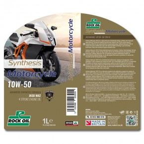 synthesis motorcycle SAE 10w50