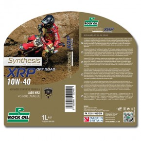 synthesis xrp off road SAE 10w40