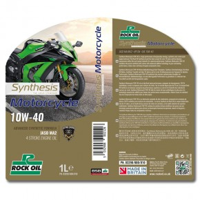 synthesis motorcycle SAE 10w40
