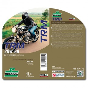 trm synthetic 4 stroke SAE 20w60