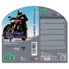 guardian motorcycle SAE 10w50