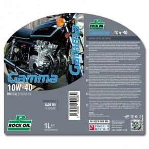 gamma SAE 10w40