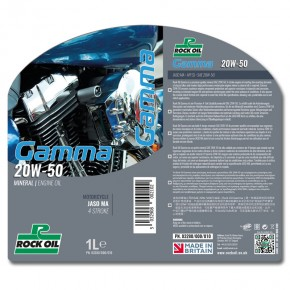 gamma SAE 20w50