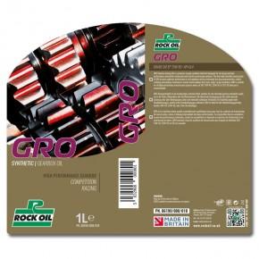 gro - gearbox racing oil 75w90