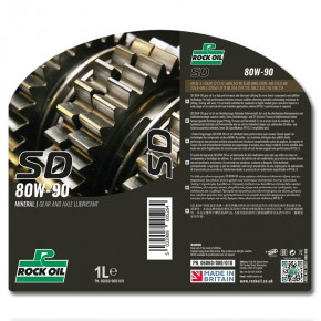 sd gear oil 80w90