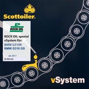 vSystem spezial BMW G310R und G310GS