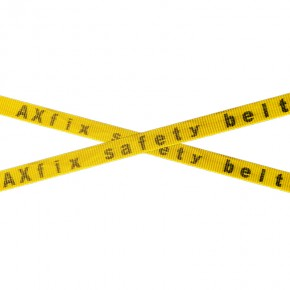 AXfix >safety belt< einteilig NEU